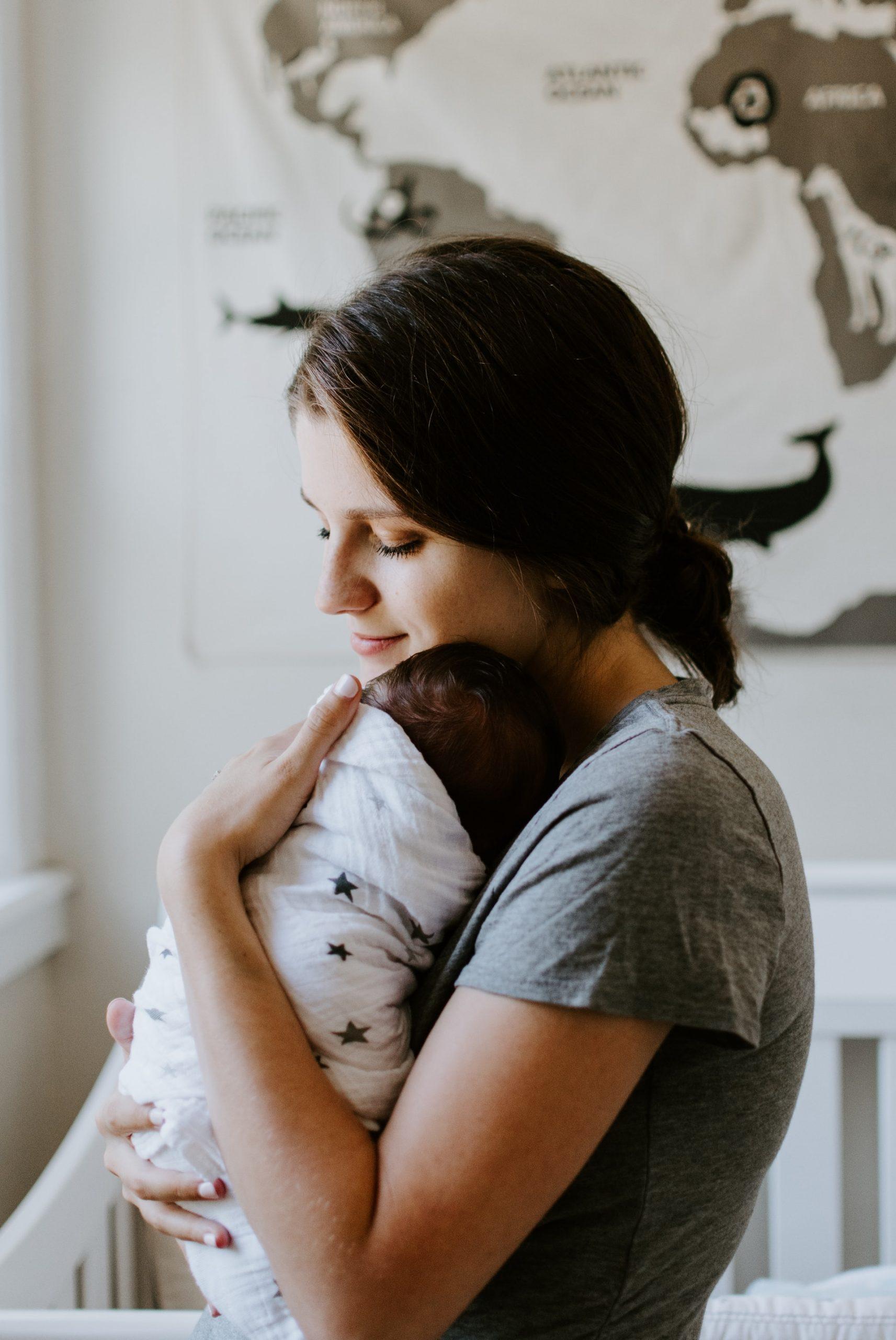 Pandemia ligada ao aumento da depressão e ansiedade em novas mães